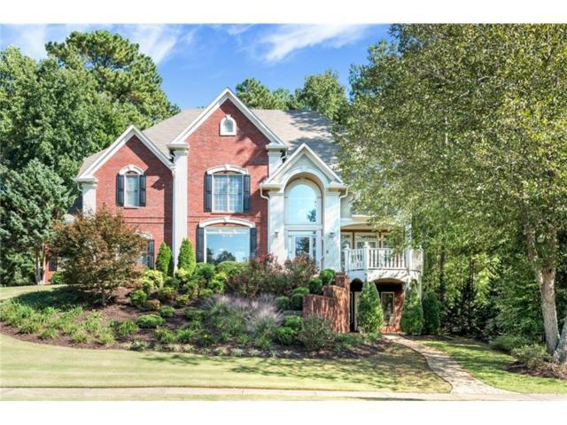 5737 Brookstone Drive, Acworth, GA 30101 (MLS #5910913) :: North Atlanta Home Team