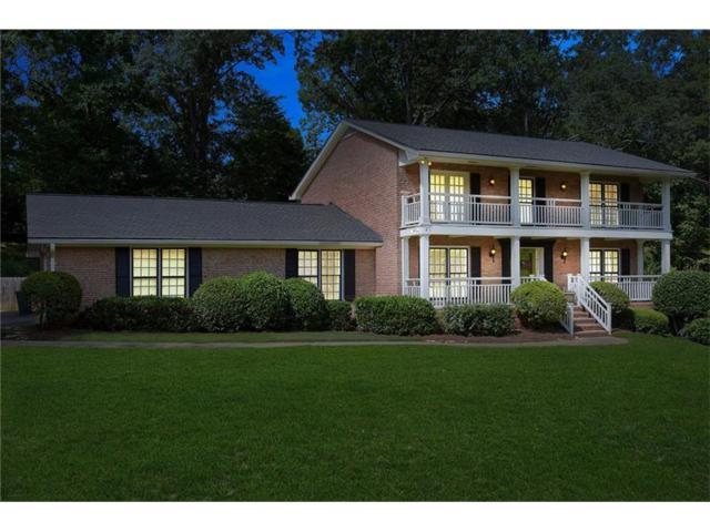 1622 Arnaud Court, Dunwoody, GA 30338 (MLS #5911093) :: North Atlanta Home Team