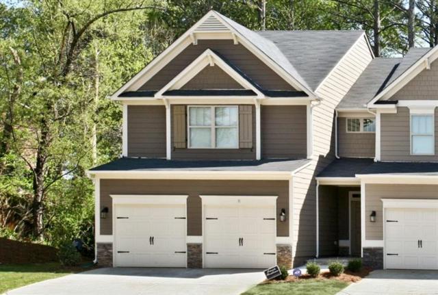 3448 Castleberry Village Circle #38, Cumming, GA 30040 (MLS #5911312) :: North Atlanta Home Team