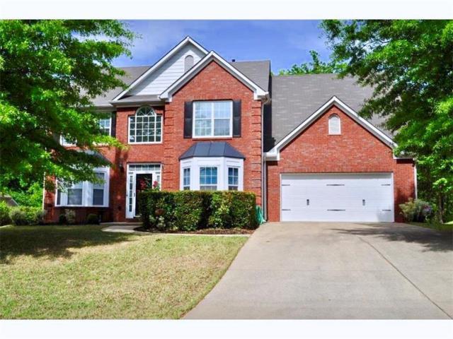 2530 Howell Farms Way NW, Acworth, GA 30101 (MLS #5911537) :: North Atlanta Home Team