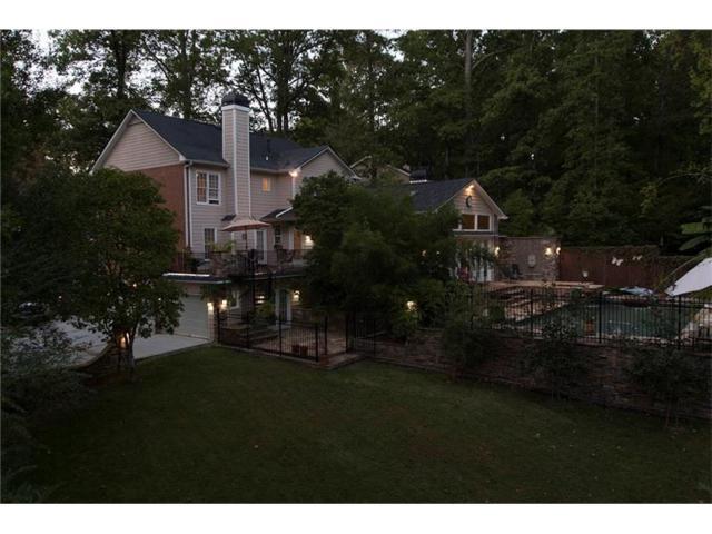 4640 Villa Ridge Road NE, Marietta, GA 30068 (MLS #5911991) :: North Atlanta Home Team