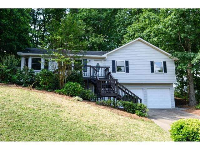 2736 Hawk Trace NE, Marietta, GA 30066 (MLS #5912268) :: North Atlanta Home Team