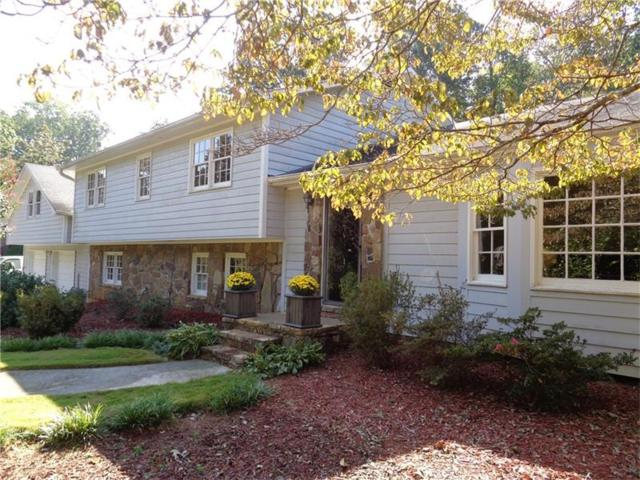 130 Beechwood Trail, Roswell, GA 30075 (MLS #5913109) :: North Atlanta Home Team