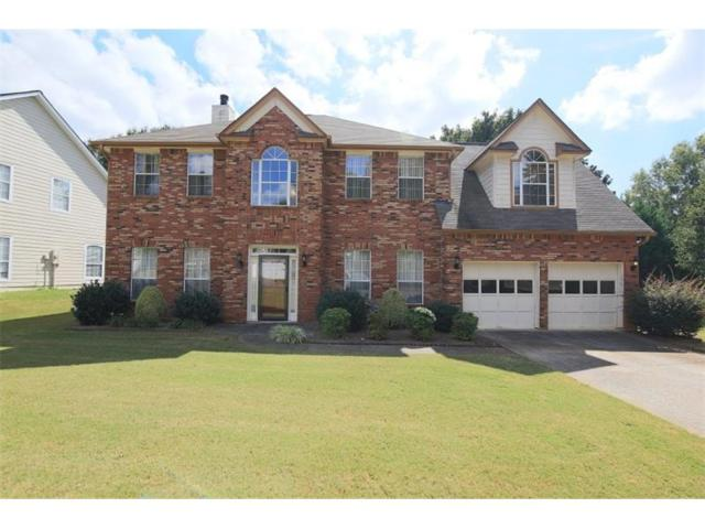 215 Greenmont Downs Lane, Alpharetta, GA 30009 (MLS #5913171) :: North Atlanta Home Team