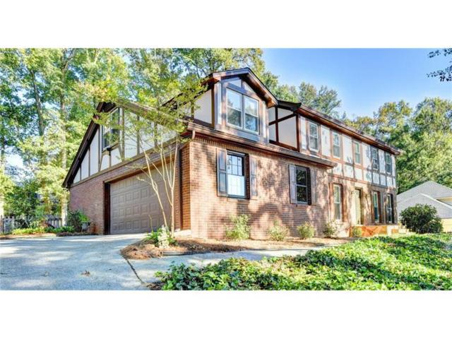 5245 Fox Hill Drive, Peachtree Corners, GA 30092 (MLS #5913253) :: North Atlanta Home Team