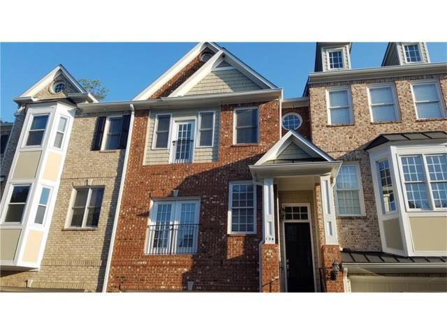154 Mclaren Gates Drive, Marietta, GA 30060 (MLS #5913481) :: North Atlanta Home Team