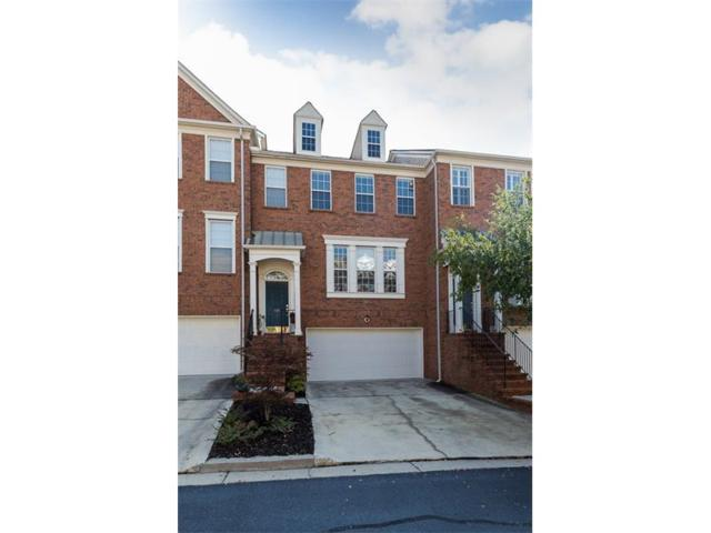 4885 Payson Terrace SE #25, Atlanta, GA 30339 (MLS #5913647) :: North Atlanta Home Team