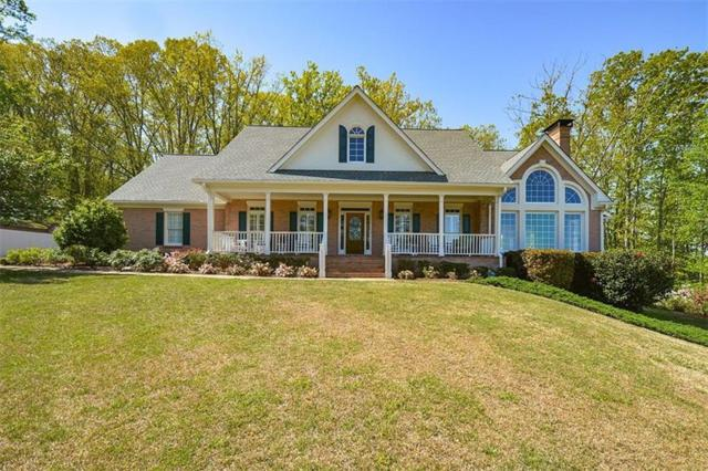 1700 Mountain Farm Road, Woodstock, GA 30188 (MLS #5915422) :: The Bolt Group