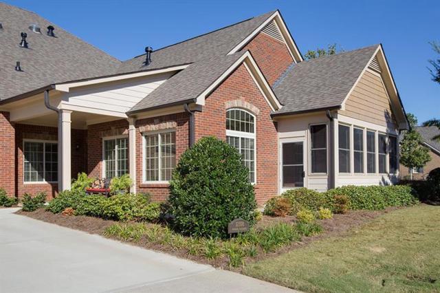 11108 Brookhavenclub Drive #101, Johns Creek, GA 30097 (MLS #5917425) :: Kennesaw Life Real Estate