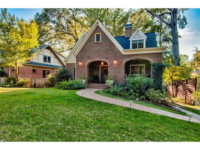 508 Emory Circle NE, Atlanta, GA 30307 (MLS #5917442) :: North Atlanta Home Team