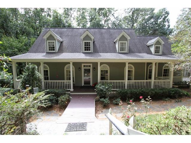 540 Lakeshore Drive, Berkeley Lake, GA 30096 (MLS #5917445) :: North Atlanta Home Team