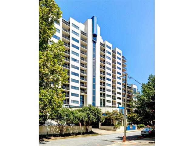1130 Piedmont Avenue NE #802, Atlanta, GA 30309 (MLS #5917455) :: North Atlanta Home Team