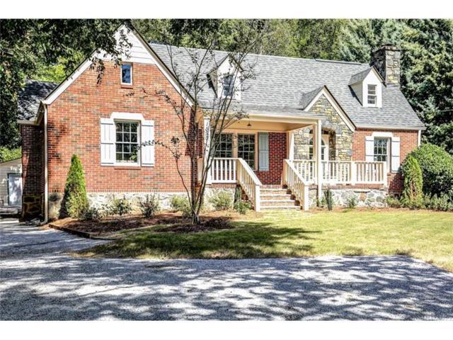 1590 Johnson Road NE, Atlanta, GA 30306 (MLS #5917515) :: North Atlanta Home Team