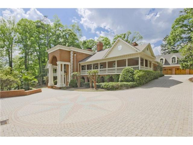 631 Fairfield Road NW, Atlanta, GA 30327 (MLS #5917985) :: The Hinsons - Mike Hinson & Harriet Hinson