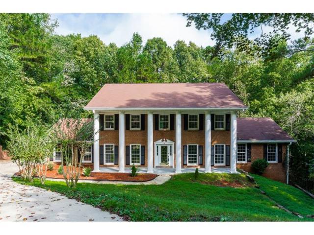 1835 Silver Ridge Court, Smoke Rise, GA 30087 (MLS #5918144) :: North Atlanta Home Team