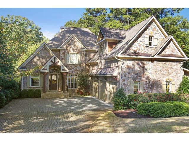 4692 E Conway Drive NW, Atlanta, GA 30327 (MLS #5918701) :: The Hinsons - Mike Hinson & Harriet Hinson