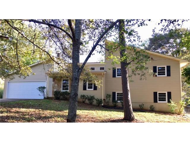 4896 S Bent Pine Court, Douglasville, GA 30135 (MLS #5918984) :: North Atlanta Home Team