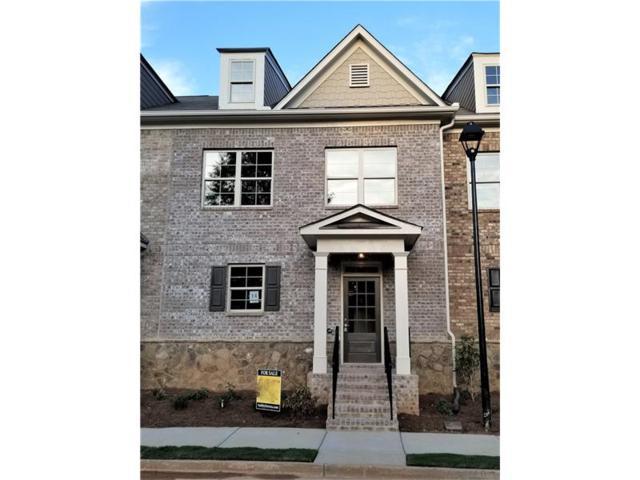 3969 Towbridge Court SW #4, Smyrna, GA 30082 (MLS #5919315) :: North Atlanta Home Team