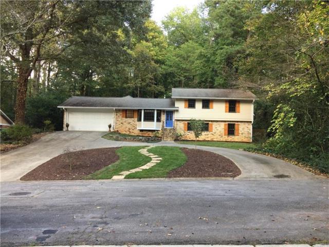 1455 Rochelle Drive, Dunwoody, GA 30338 (MLS #5919647) :: North Atlanta Home Team