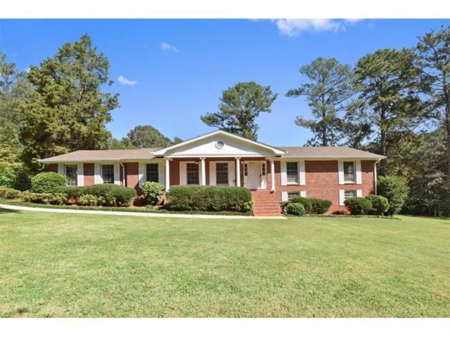 1711 Holmes Drive, Conyers, GA 30094 (MLS #5919867) :: North Atlanta Home Team