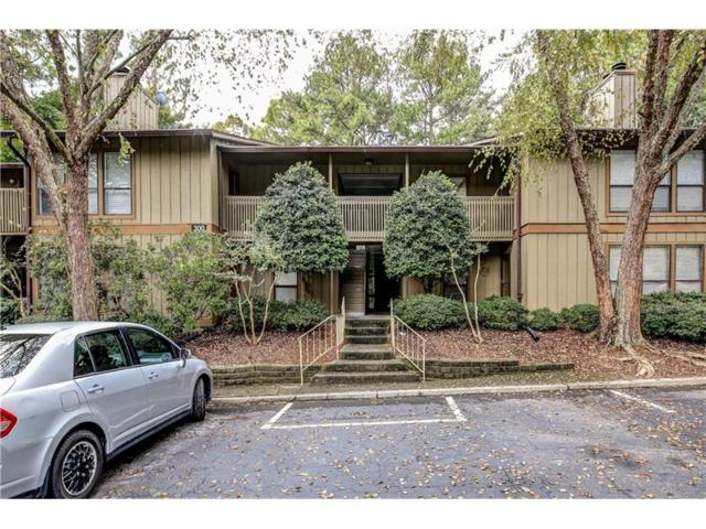 309 Dunbar Drive #309, Dunwoody, GA 30338 (MLS #5920370) :: North Atlanta Home Team