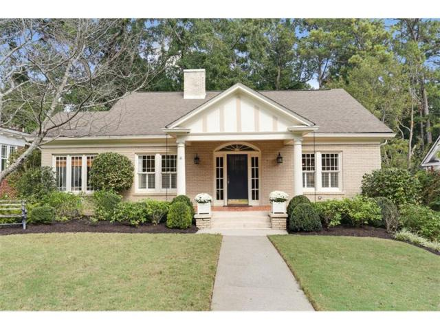 1422 Cornell Road NE, Atlanta, GA 30306 (MLS #5920406) :: North Atlanta Home Team