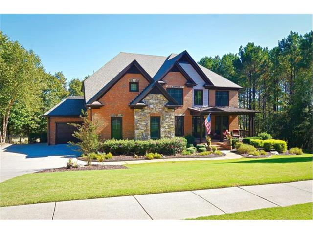 190 Terrace View Drive, Acworth, GA 30101 (MLS #5920408) :: North Atlanta Home Team