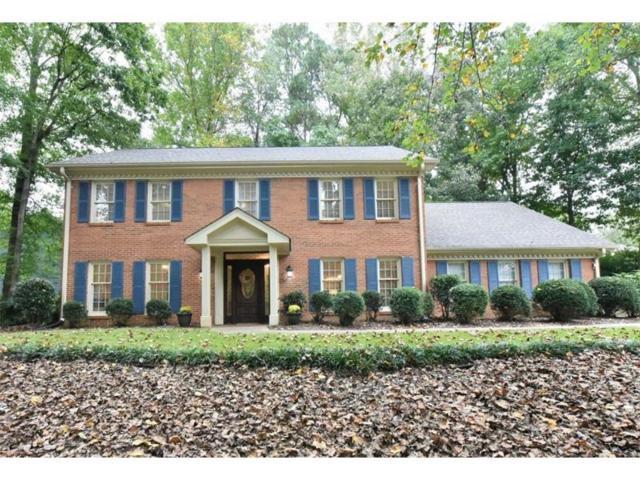 2853 Gant Quarters Circle, Marietta, GA 30068 (MLS #5920596) :: North Atlanta Home Team