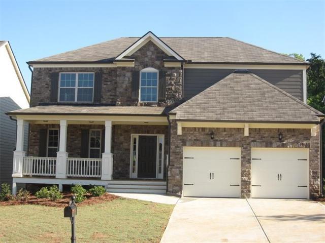 124 Reunion Place, Acworth, GA 30102 (MLS #5920897) :: North Atlanta Home Team
