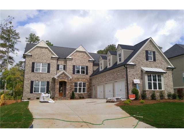 154 Sierra Circle, Woodstock, GA 30188 (MLS #5921041) :: North Atlanta Home Team