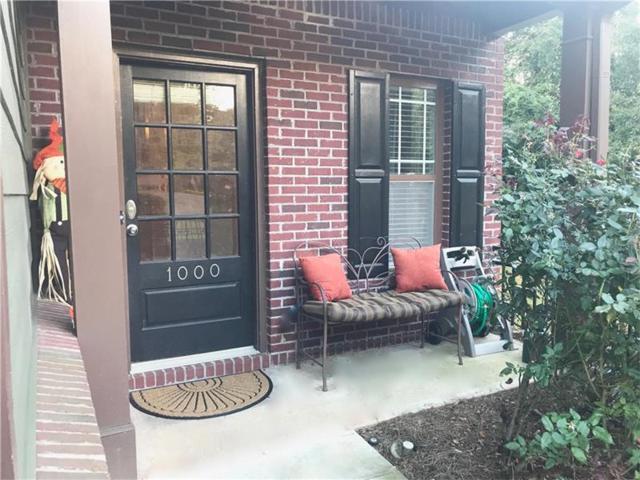 1000 Brownstone Drive #1, Marietta, GA 30008 (MLS #5921203) :: North Atlanta Home Team