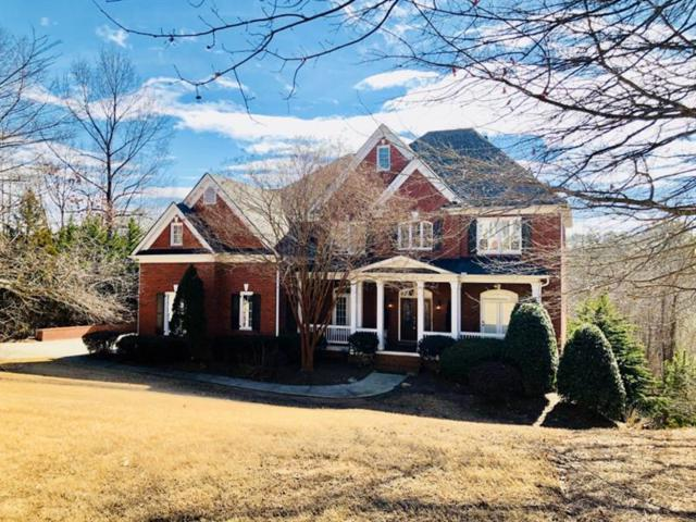 805 Lake Mist Cove, Alpharetta, GA 30004 (MLS #5921348) :: Carr Real Estate Experts