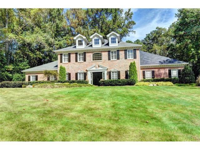 125 Churchill Drive, Sandy Springs, GA 30350 (MLS #5921479) :: North Atlanta Home Team
