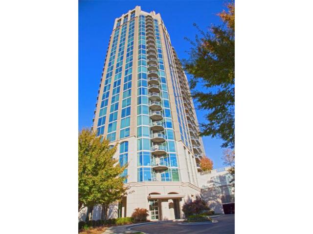 2795 Peachtree Road #1801, Atlanta, GA 30305 (MLS #5921501) :: RE/MAX Paramount Properties