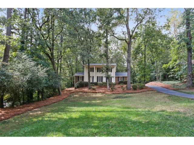 220 Glencourtney Drive, Sandy Springs, GA 30328 (MLS #5921510) :: North Atlanta Home Team