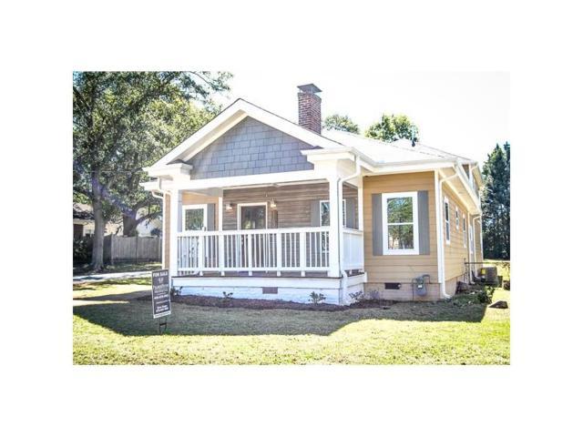 1628 Hardin Avenue, College Park, GA 30337 (MLS #5921788) :: North Atlanta Home Team