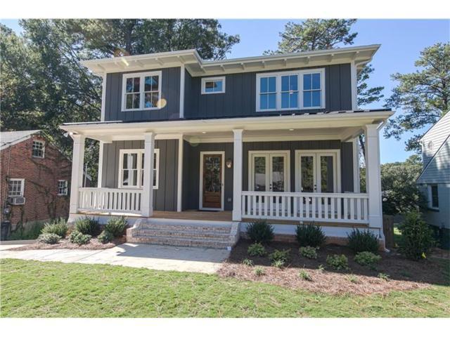 145 Mcclean Street, Decatur, GA 30030 (MLS #5921863) :: Path & Post Real Estate