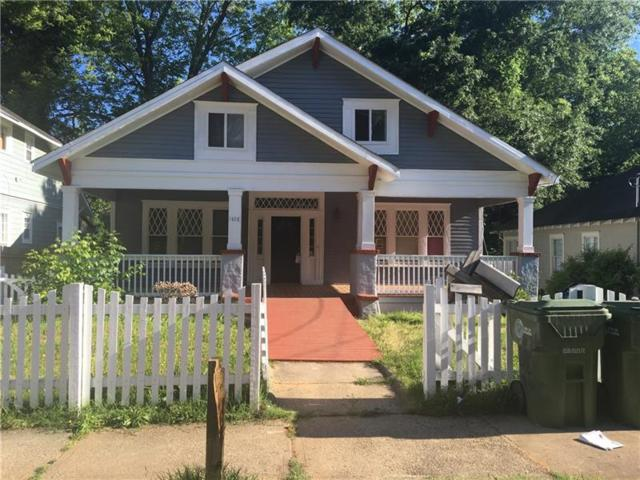 1458 Beecher Street SW, Atlanta, GA 30310 (MLS #5921995) :: North Atlanta Home Team