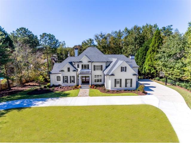 8410 Lazy Oaks Court, Sandy Springs, GA 30350 (MLS #5922017) :: Path & Post Real Estate