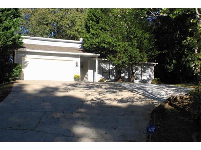5835 Crooked Creek Road, Peachtree Corners, GA 30092 (MLS #5922370) :: Rock River Realty