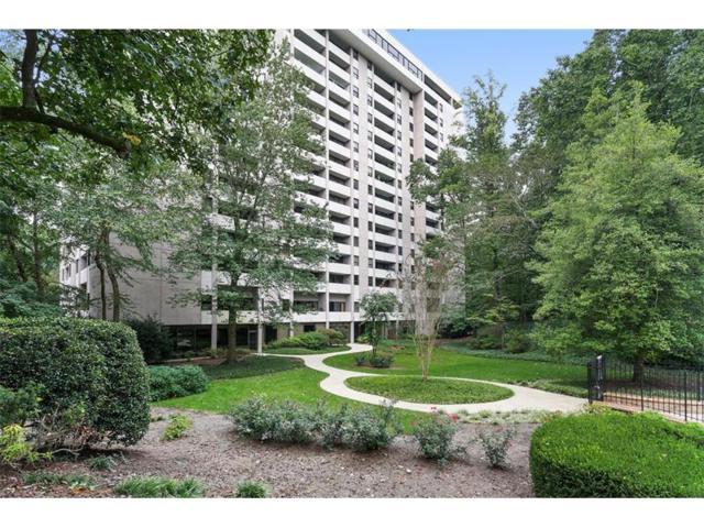 3530 Piedmont Road NE 8E, Atlanta, GA 30305 (MLS #5922500) :: Rock River Realty