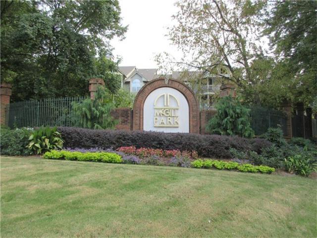 317 Mcgill Park Avenue NE #317, Atlanta, GA 30312 (MLS #5923179) :: North Atlanta Home Team