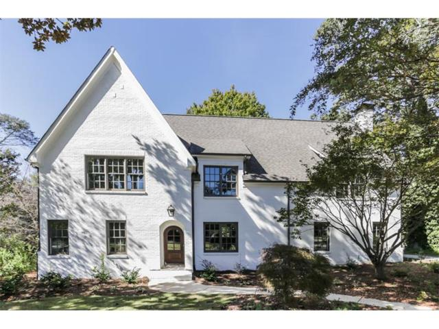 3160 Lee Street SE, Smyrna, GA 30080 (MLS #5923406) :: Charlie Ballard Real Estate