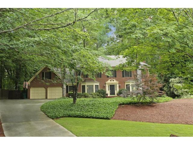 415 Spindle Court, Sandy Springs, GA 30350 (MLS #5923882) :: RE/MAX Prestige