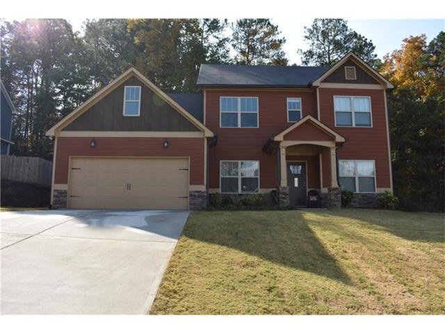 232 Millstone Glen, Dallas, GA 30157 (MLS #5923998) :: North Atlanta Home Team