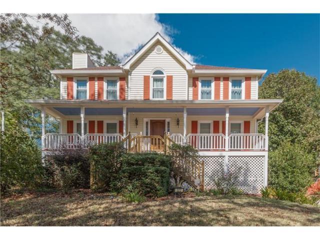 322 Justin Drive, Woodstock, GA 30188 (MLS #5924098) :: North Atlanta Home Team