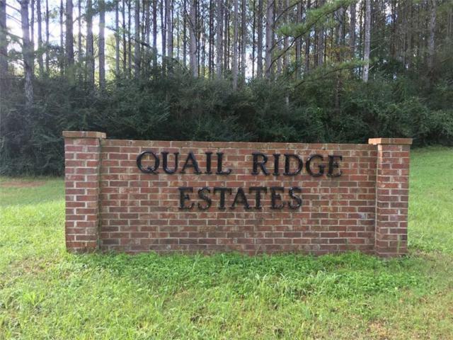0 Heather Circle, Lot 4, Cave Spring, GA 30124 (MLS #5925489) :: Hollingsworth & Company Real Estate
