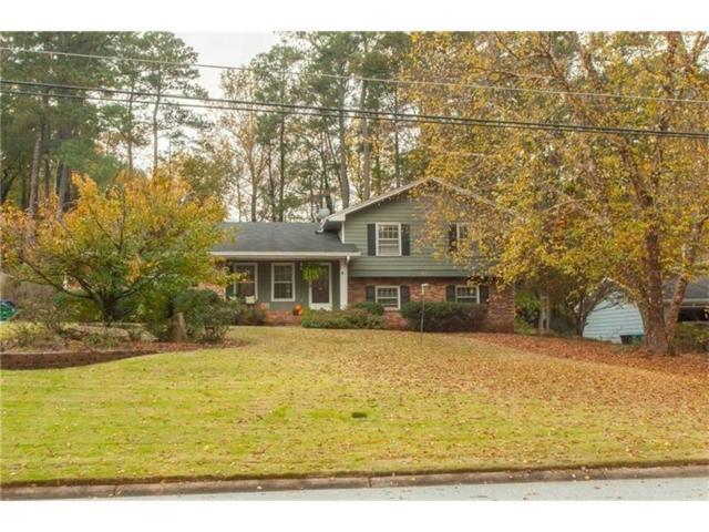 493 James Street SW, Lilburn, GA 30047 (MLS #5925998) :: North Atlanta Home Team
