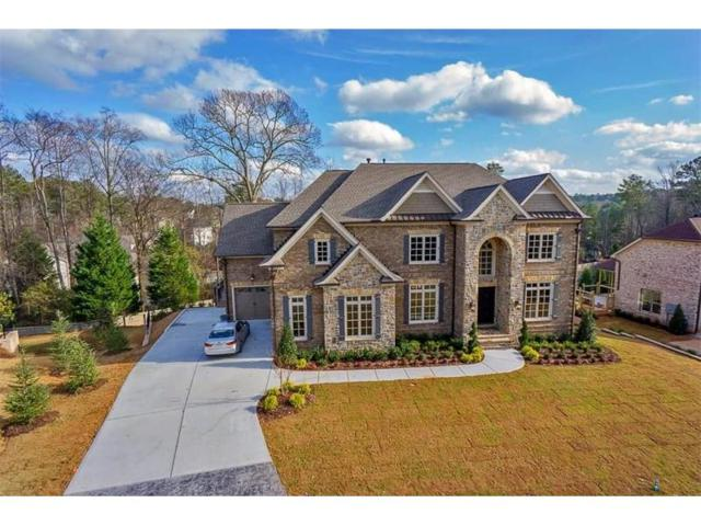 2437 Echo Drive NE, Atlanta, GA 30345 (MLS #5926050) :: North Atlanta Home Team