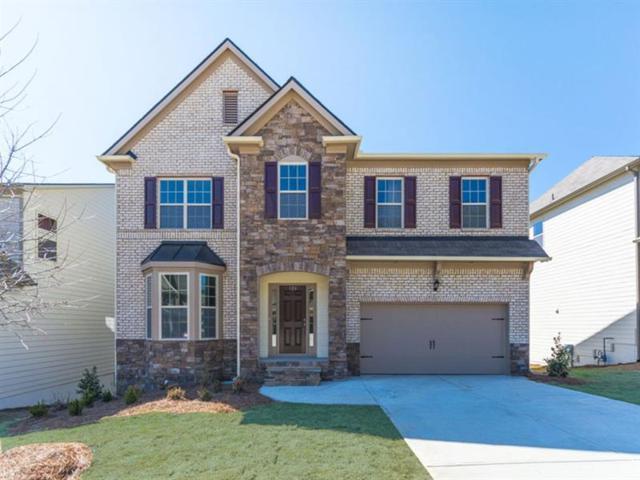 126 Reunion Place, Acworth, GA 30102 (MLS #5926554) :: North Atlanta Home Team
